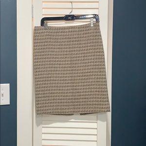 Theory wool pencil skirt